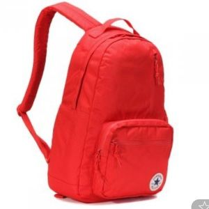 Converse Go Backpack 🎒 Red W AUTHENTIC